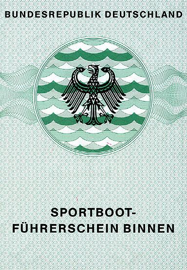 Sportbootführerschein Binnen
